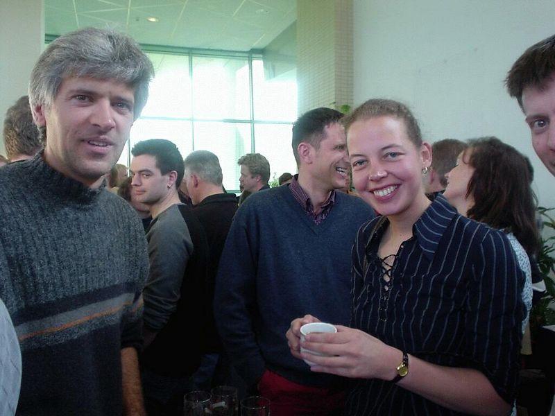 Wim Neijenhuis and Joyce