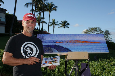 Ken's Painting