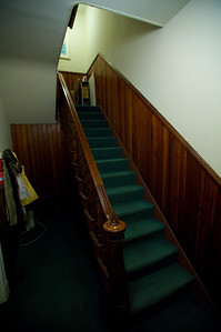 SHARED ENTRY STAIRWAY