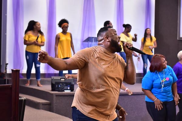 July 15 Worship