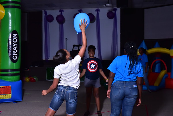 VBS Glow Party 2018