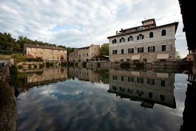 Landsort Bagno Vignoni