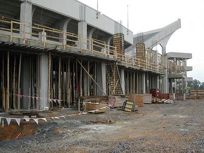 Lane Stadium Expansion