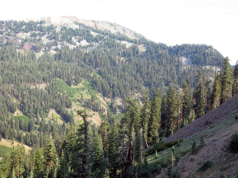 Views along the 29-mile Main Park Road