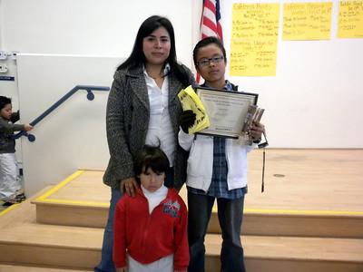 Len's Students Mar. 2011