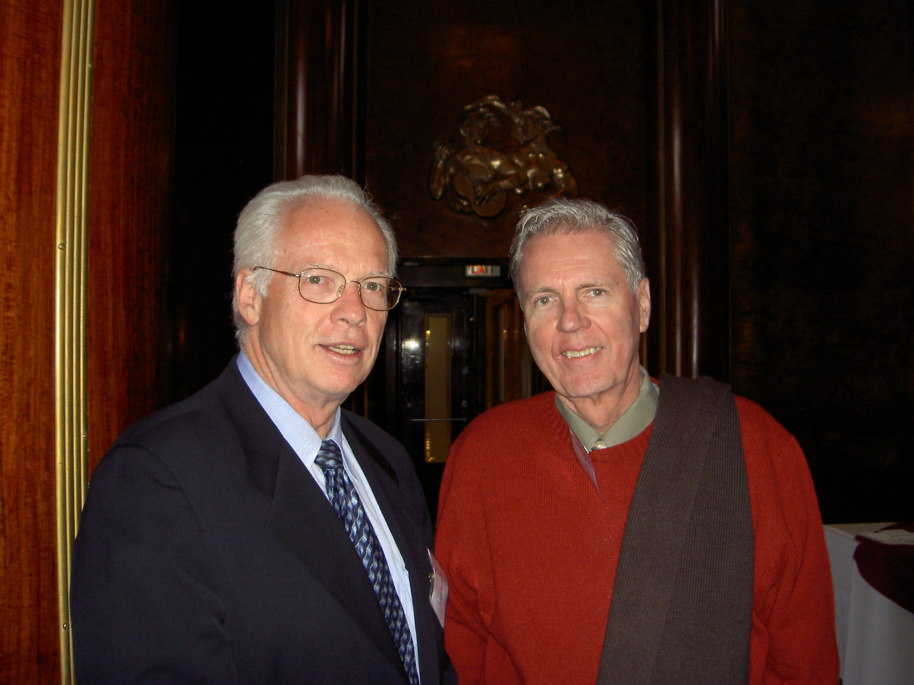 0112 Ron Smith, John McGroarty