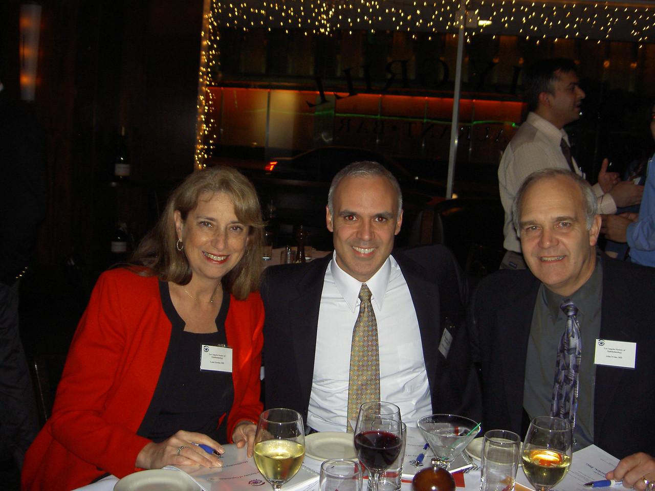 0308 Lynn Gordon, Peter Quiros, John Irvine