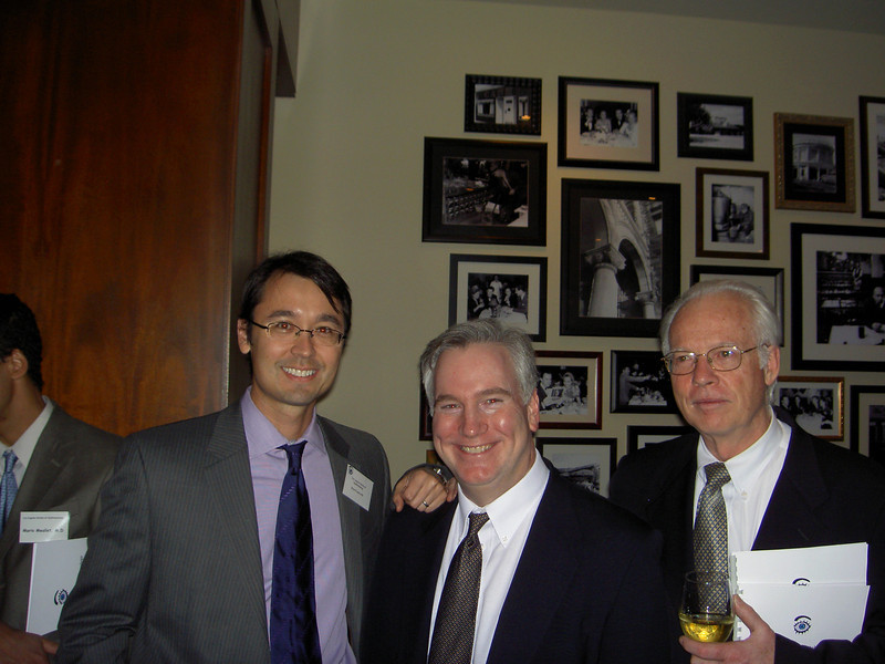 0301 Brian Francis, Dale Heuer, Ron Smith