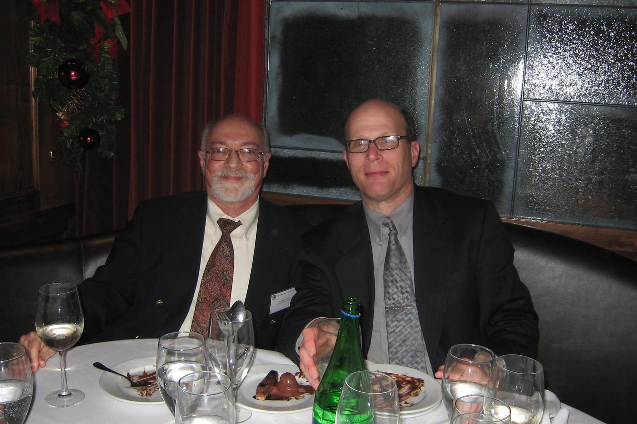 Marc Segall, Herb Goldman