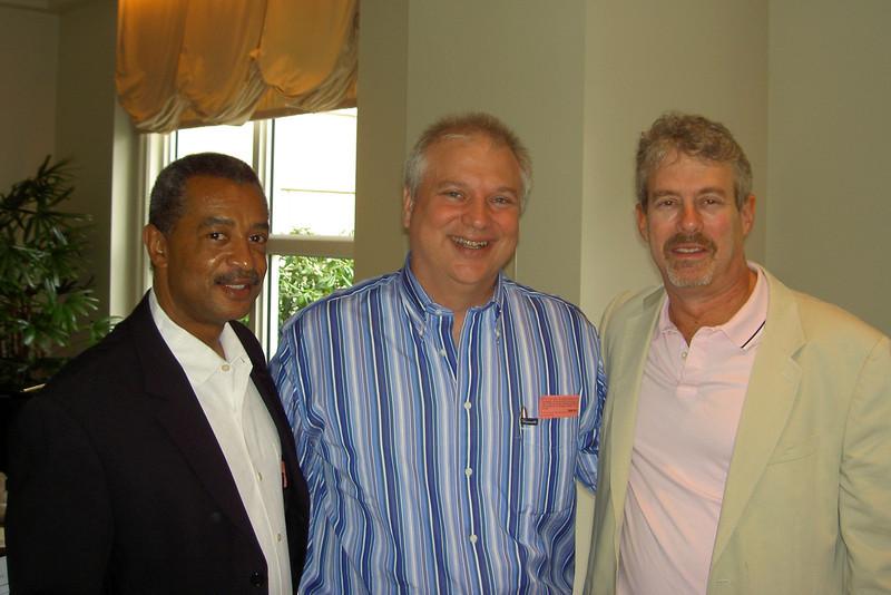 0502 Harold Reaves, Barry Seibel, Roger Novack