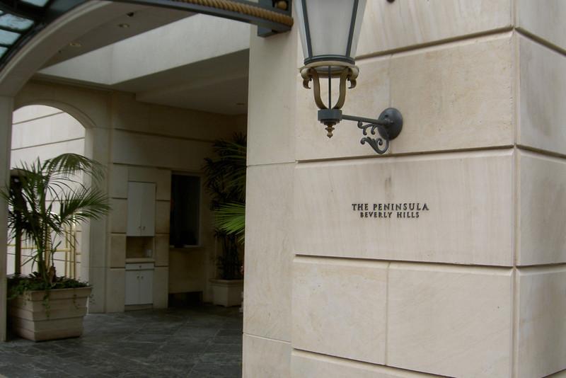 0501 Peninsula Hotel