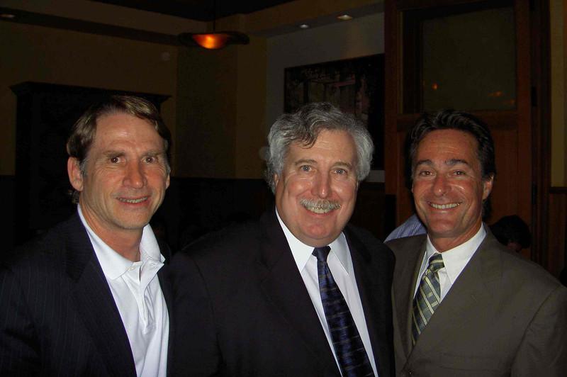 Ken Wright, Guest Speaker UC San Diego Chairman David Schanzlin, Jonathan Macy
