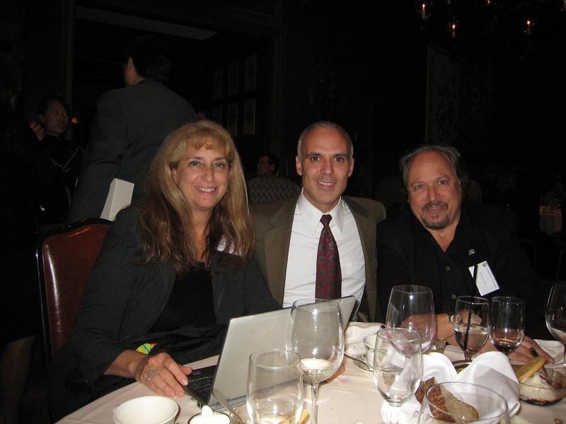 Lynn Gordon, Peter Quiros, Howard Krauss