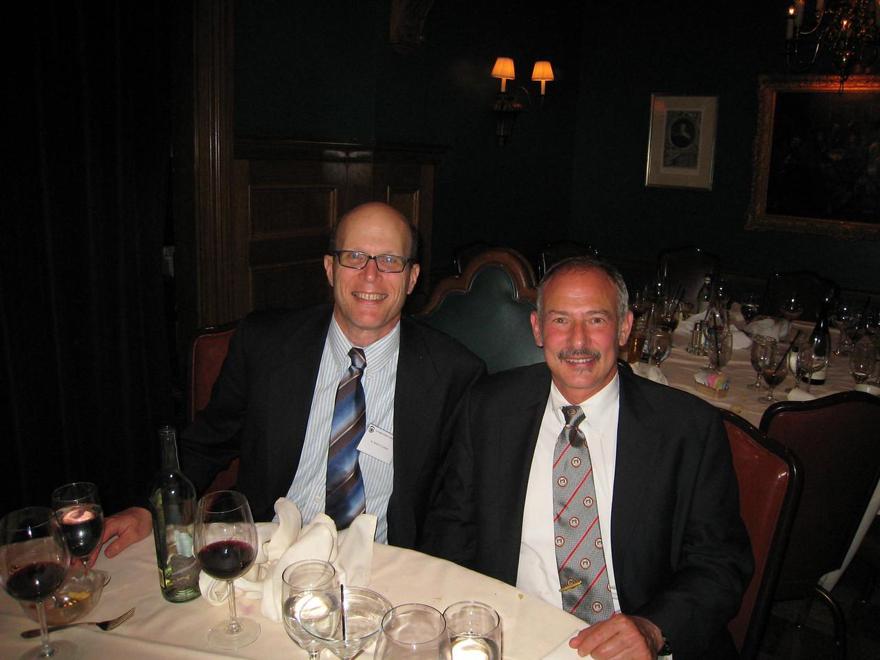 Herb Goldman, Al Solish