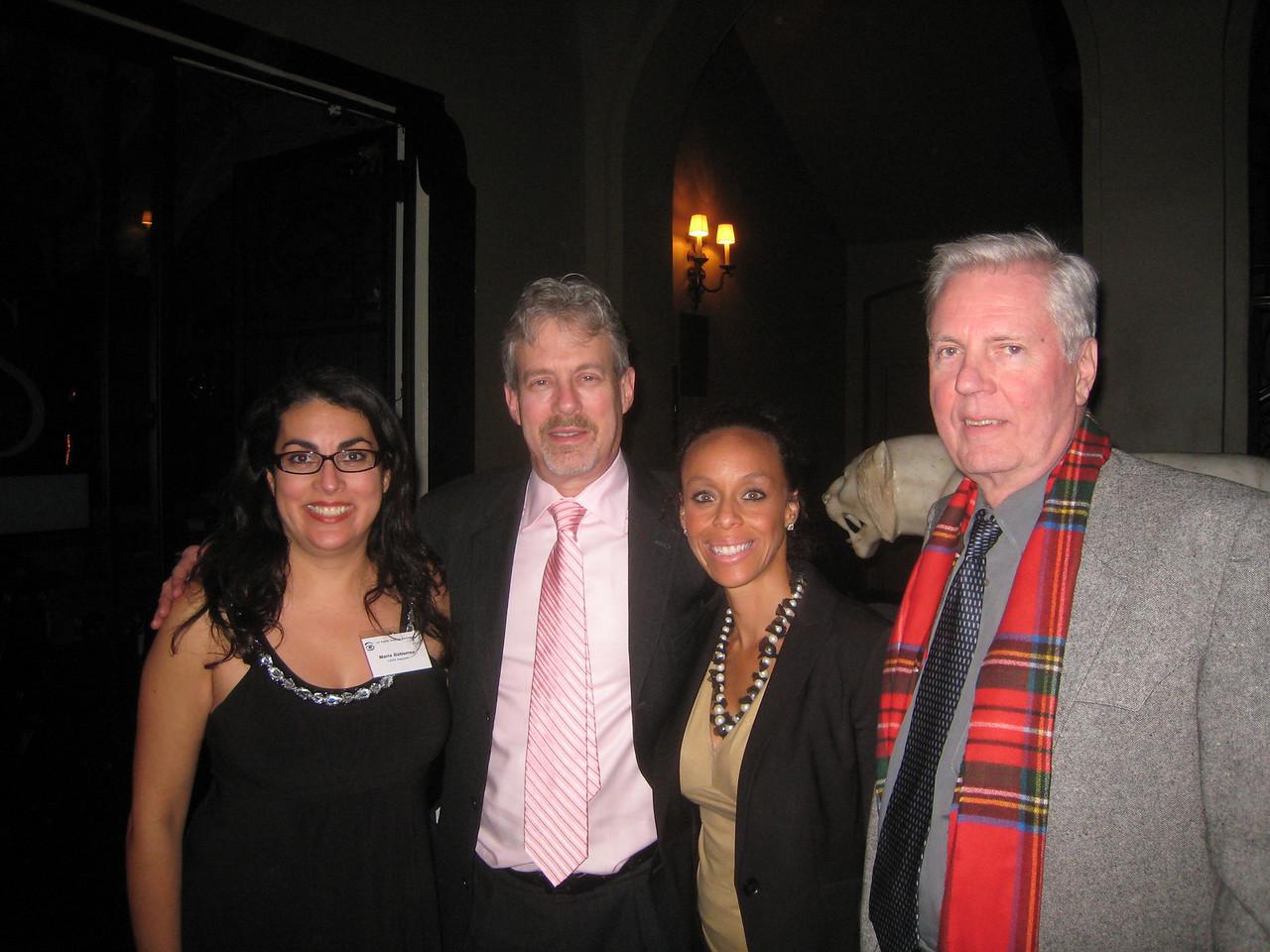 1212 Maria Gutierrez, Roger & Mia Novack, John McGroarty