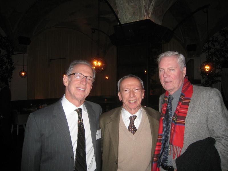 John Hofbauer, Nicholas Kokoris, John McGroarty