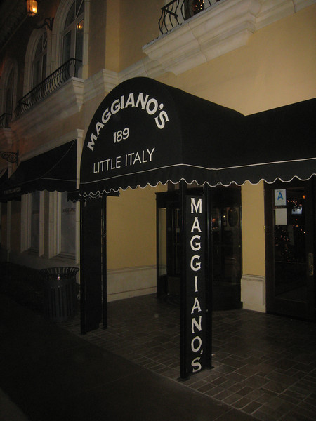Meeting held at Maggiano's