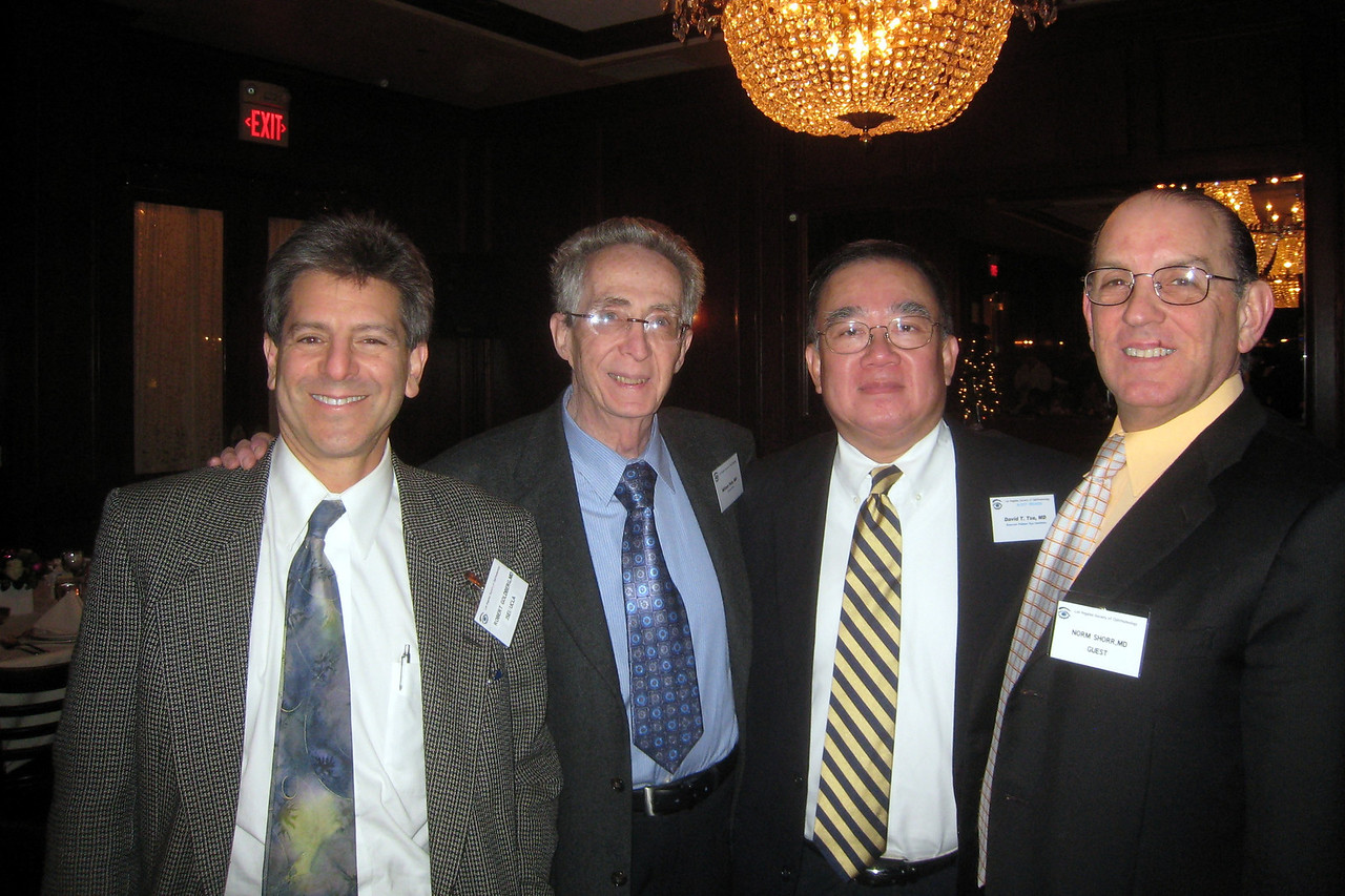 1505 Robert Goldberg, Bill Fein, David Tse, Norman Shorr