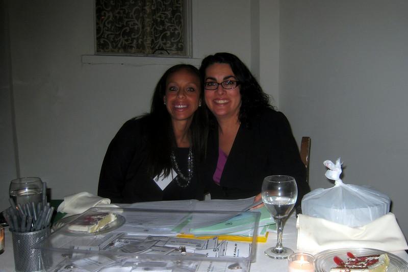 1302 Coordinators Mia Novack & Maria Gutierrez