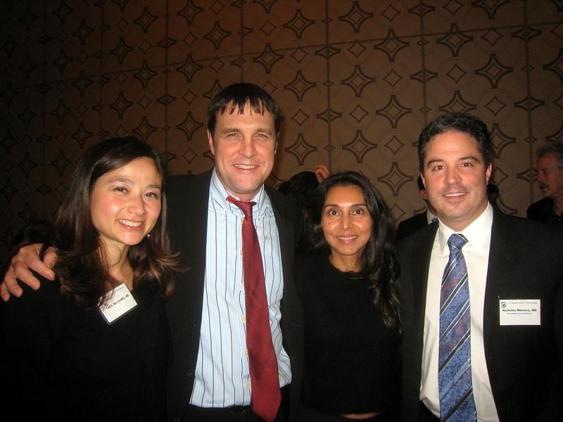 1606 Tara & Colin McCannel, Alpa Patel, Nick Marsico