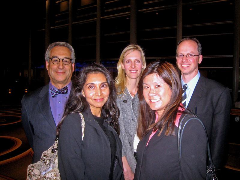 1620 Alpa Patel, Melanie Erb, Steve Dresner, JoAnn Giaconi, Daniel Krivoy