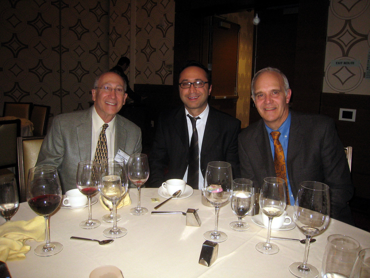 1611 Don Schwartz, Michael Javaheri, John Irvine