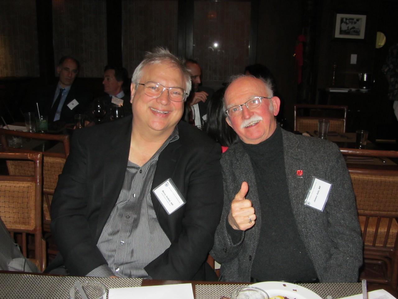 Barry Seibel & Jim Salz