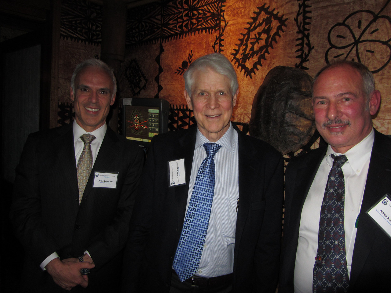 01 Peter Quiros, Speaker Tom Harbin, Al Solish