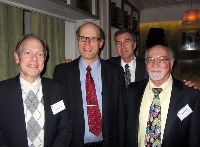 David Savar, Herb Goldman, John Maher, Marc Segall