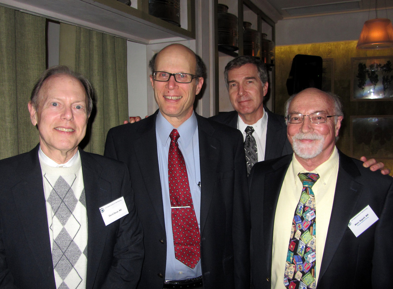 David Savar, Herb Goldman, John Maher, Marc Segall