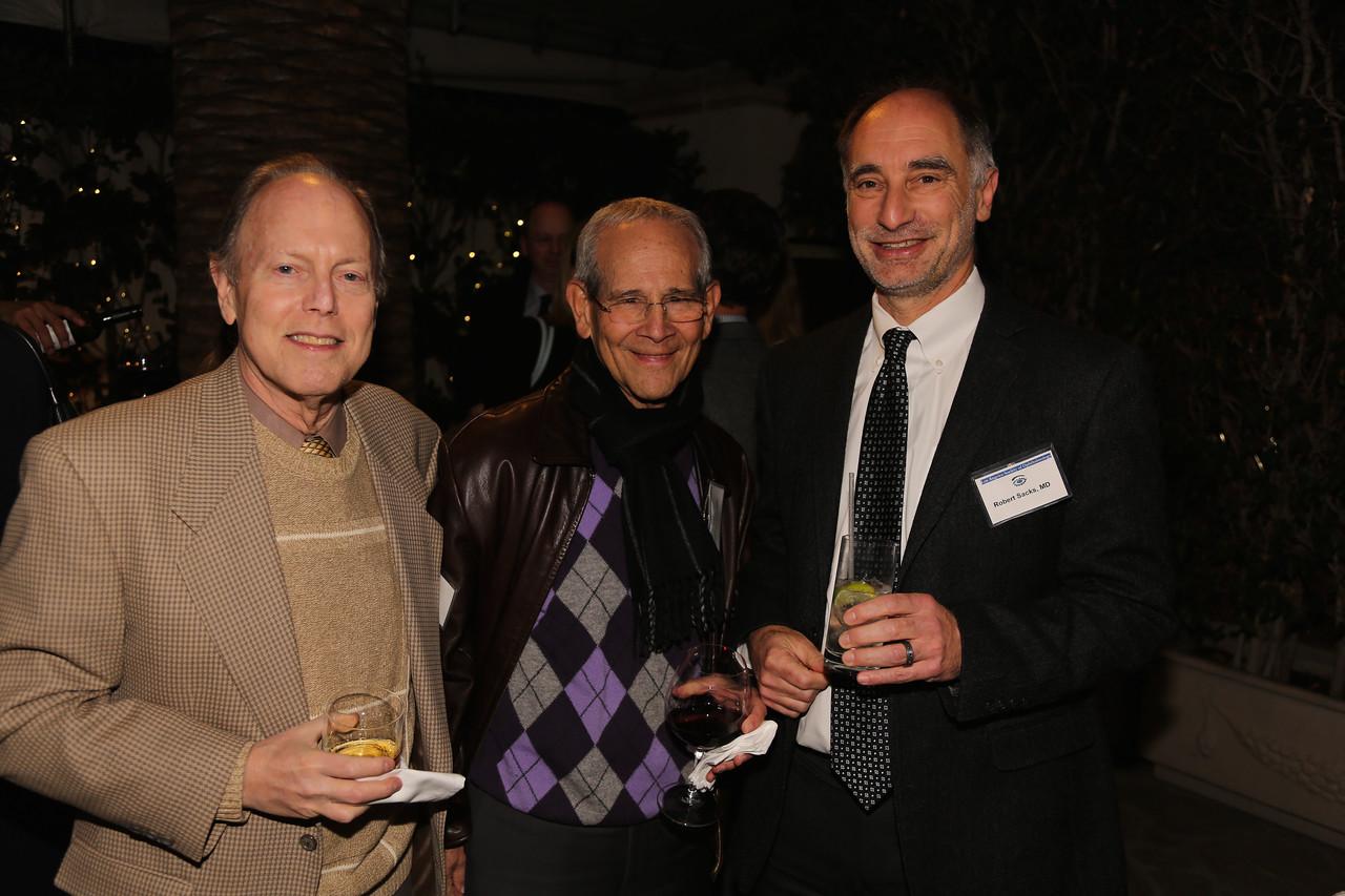 David Savar, Stuart Cohen, Robertr Sacks