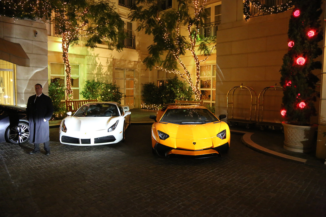 Colleagues' Cars?