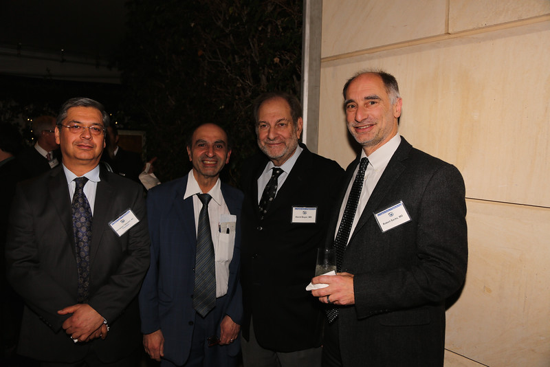 Homayoun Tabandeh, Joseph Eshaghian, David Boyer, Robert Sacks