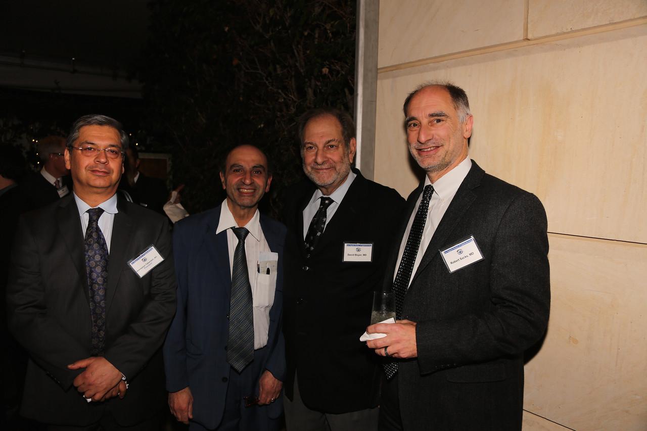 Homayoun Tabandeh, Joseph Eshaghian, David Boyer, Robert Sacks
