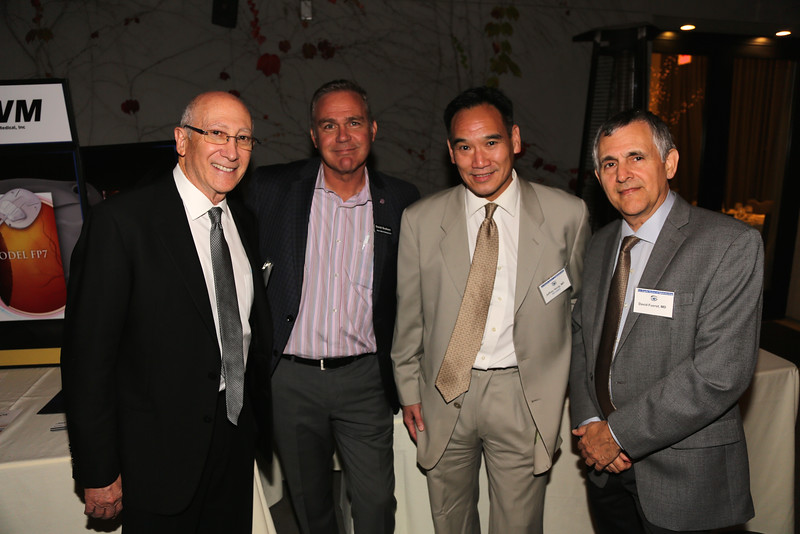 Don Schwartz, David Graham,  Jeffrey Hong, and David Fuerst