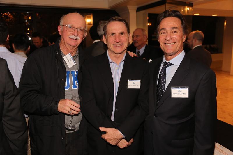 Jim Salz, Ken Wright, Jonathan Macy  (Ken running for Congress, District 33)