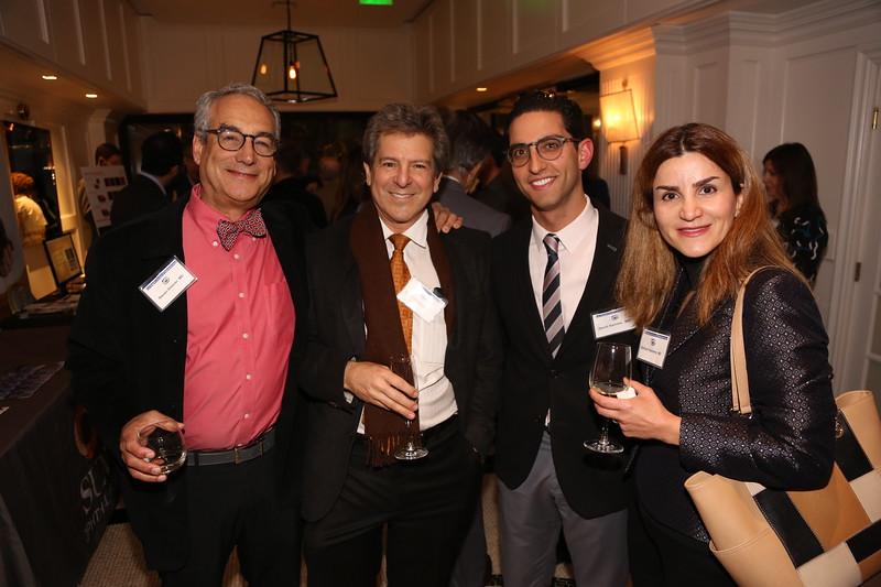 Steve Dresner, Robert Goldberg, David Samimi, Nafiseh Hashemi