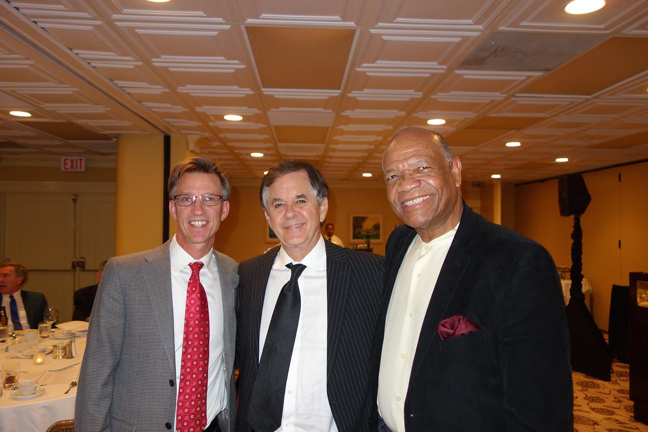 Troy Elander, Tom Hanscom, Willie Benton Boone<br /> DSC02478