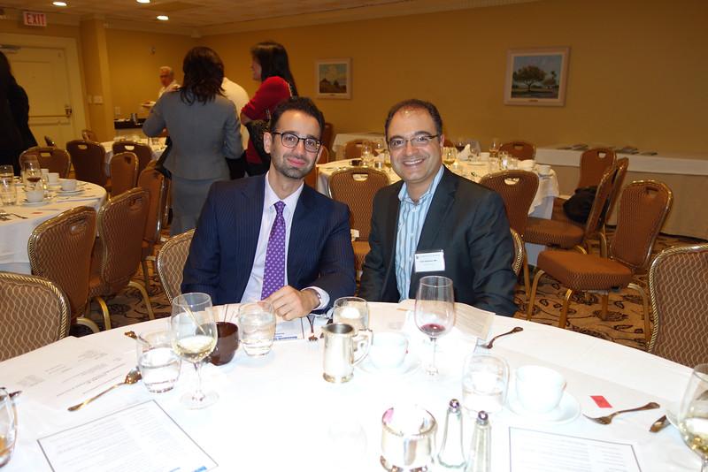 Amir Guerami and Hajir Dadgostar<br /> DSC02483