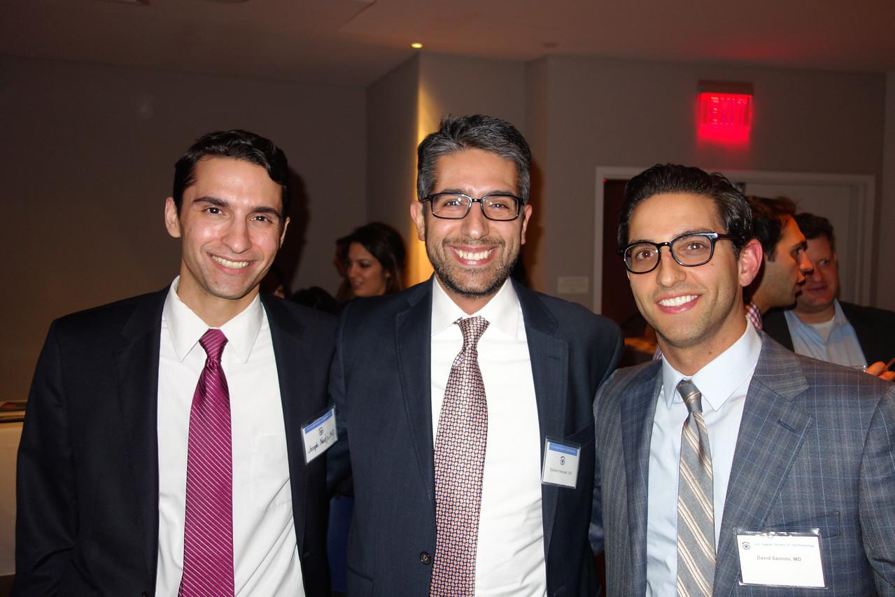 Joseph Nadji, Houman Hemmati, David Samimi<br /> DSC03287 - 2015-12-04 at 19-10-53