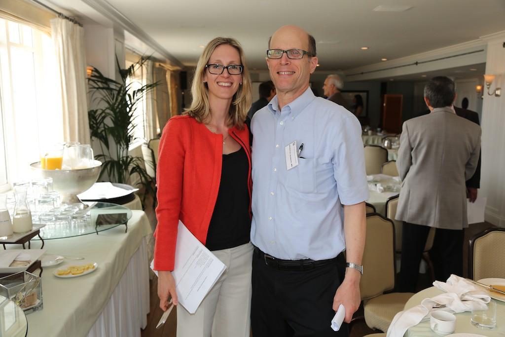 JoAnn Giaconi and Herb Goldman<br /> EN8A7713