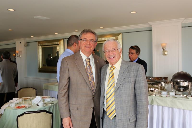 James Boyce and Tony Nesburn<br /> EN8A7715