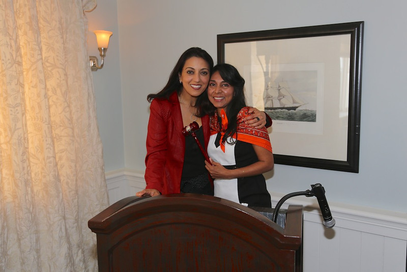 Neda Shamie and Alpa Patel<br /> EN8A7693