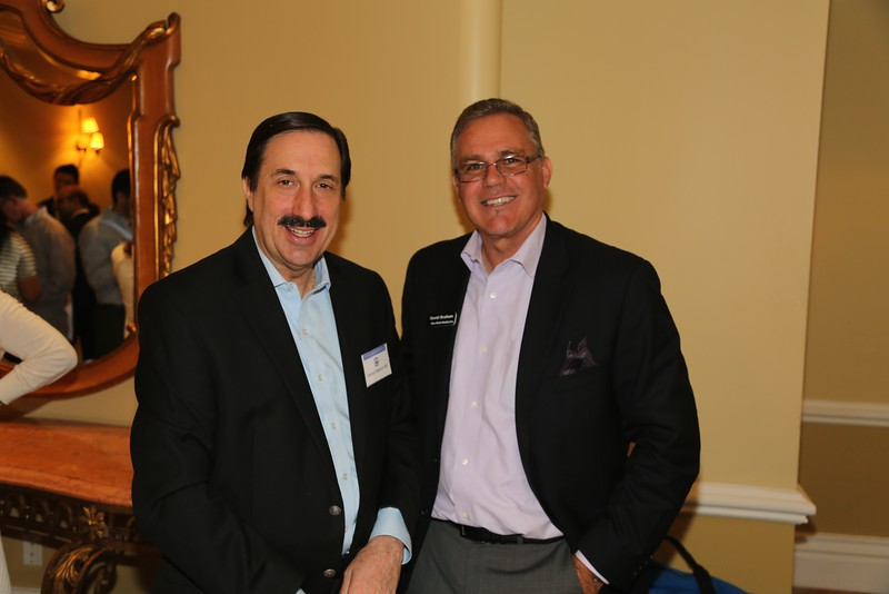 George Rajacich and David Graham