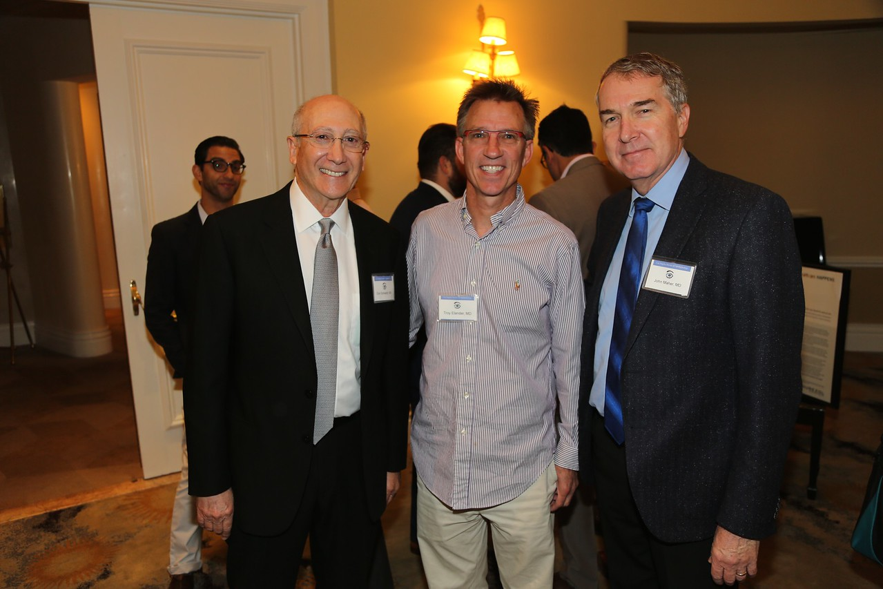Don Schwartz, Troy Elander, John Maher