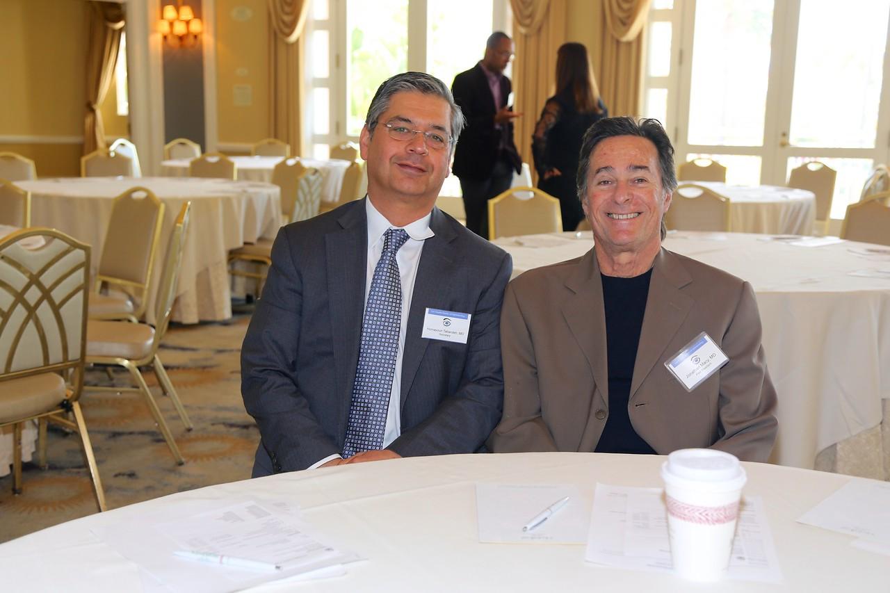 Houmayoun Tabandeh and Jonathan Macy