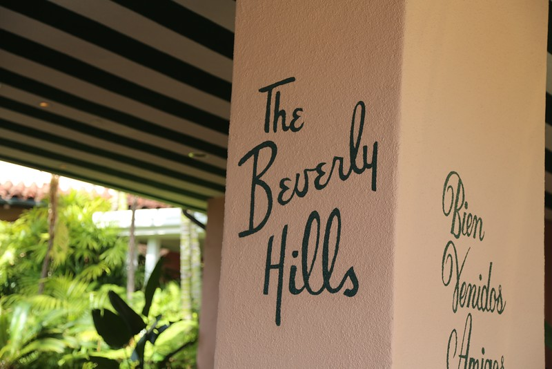 June breakfast meeting was held at The Beverly Hills Hotel