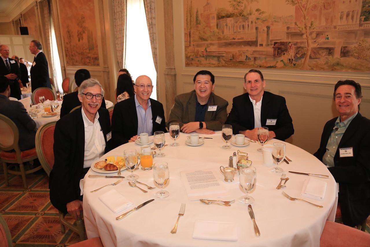 Ron Gaster, Don Schwartz, Jonathan Song, Ken Wright, Jonathan Macy