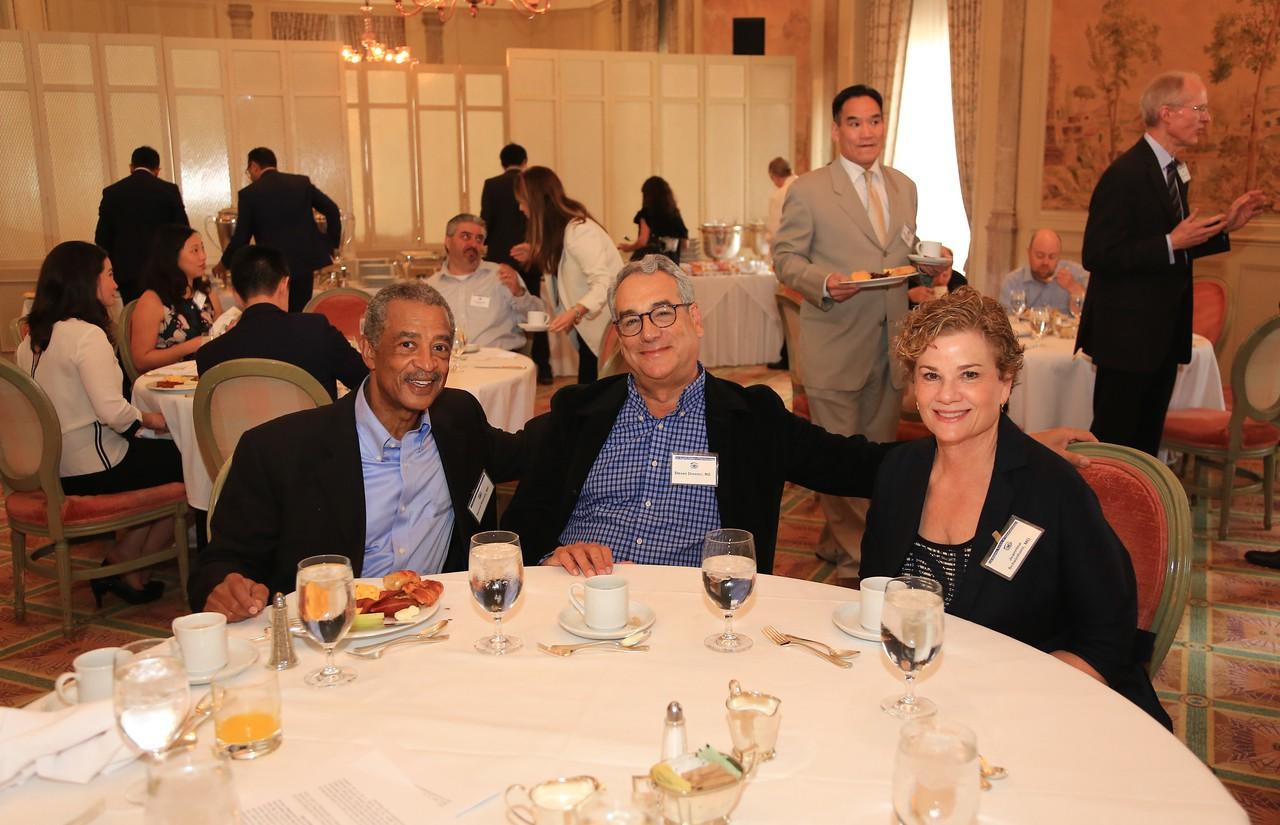 Harold Reeves, Steve Dresner, Jeannine Scheinhorn