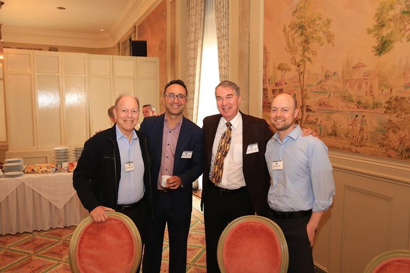 David Savar, Michael Javaheri, John Maher, Aaron Savar